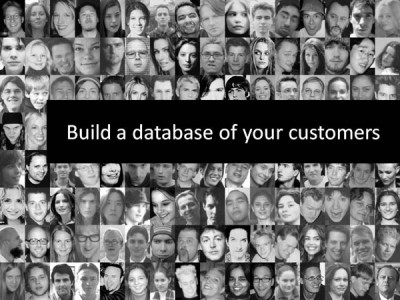 Build your database