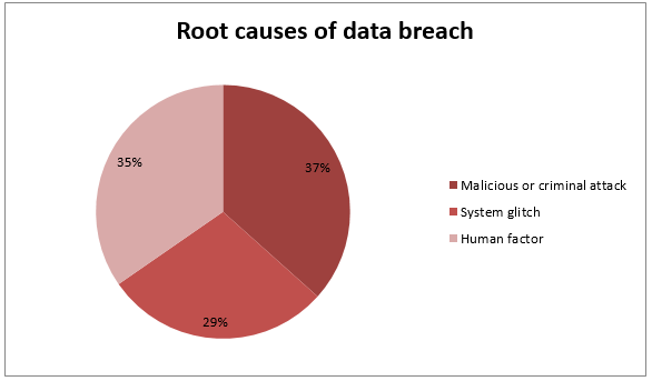 Crucial |Root Causes of Data Breaches